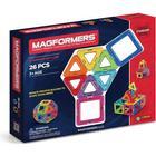 Magformers Rainbow 26