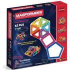 Magformers Rainbow 62pc Set Dele