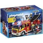 Playmobil City Action Brandbil Med Lys Og Lyd 5363