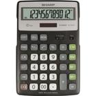 ECO Desk Calculator SHARP EL-R297BBK