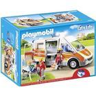 Playmobil Ambulance Med Lys Og Lyd 6685