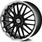 OCL Standard Dotz Roadster Dark (Black Polished) 17x7,0 5/108 ET20 N65,1