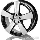 Enzo Bee Black Polished (Toyota) 17x7 5/100 ET50 N54,1