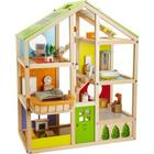HapeToys All Season House Furnished