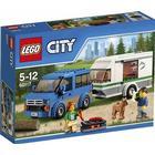 Lego City Van & Caravann 60117