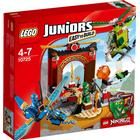 Lego Ninjago Juniors Ninjago Lost Temple 10725