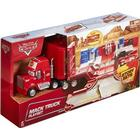 Mattel Disney Cars Mack Truck Playset