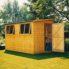 Norfolk Lean-To Shed 8x6