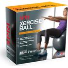 SPRI Xercise Gymboll 55cm (Inkl. Tränings-DVD & Pump)