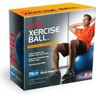 SPRI Xercise Gymboll 75cm (Inkl. Tränings-DVD & Pump)