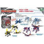 Giochi Preziosi Starter Pack 1 Monsuno Core-6 Series Connectivity