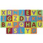 Ludi Skumlegetæppe Med Alfabetet 1054