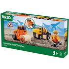 Brio Construction Vehicles 33733