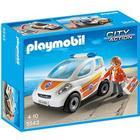 Playmobil Emergency Vehicle 5543