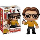 Funko Pop! TV Big Bang Theory Leonard Star Trek