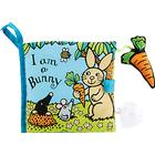 Jellycat I Am A Bunny Soft Book