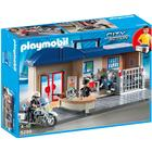 Playmobil Take Along Police Station 5299