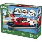 Brio Harbour Cargo Set 33061