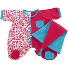 Rubens barn Pink Pajamas