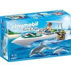 Playmobil Dykkertur Speedbåd 6981