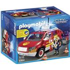 Playmobil Fire Chief´s Car with Lights & Sound 5364