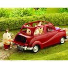 Sylvanian Families Family Saloon Car(Red Saloon Car)