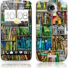 GelaSkins Bookshelf (HTC One X)
