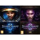 Starcraft 2: Wings of Liberty + Heart of the Swarm CD-KEY GLOBAL