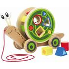 HapeToys Snail With Tuck Box