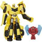 Hasbro Transformers Robots In Disguise Power Surge Bumblebee & Buzzstrike B7069