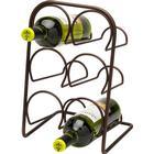 Hahn 70064 Hahn Pisa vinholder til 6 flasker i antik bronze