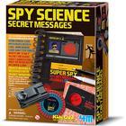 4M Spy Science Secret Message