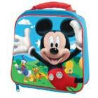"Mickey Mouse Joy Toy 734053 23 x 8 x 21 cm ""Mickey Thermo Insulated"" Lunch Bag"