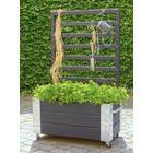 Plus Cubic Blomsterkasse M/Espalier 50cm