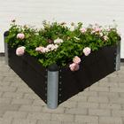 Plus Pipe Triangle Raised Bed 140cm