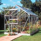 Aluminium 86 Greenhouse  - 8' x 6'