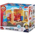 Brandman Sam Electronic Fire station Playset