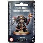 Warhammer Space Marine Terminator Chaplain Model Kit