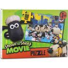 Rainbow Designs Shaun The Sheep Movie Puzzle 100 Pieces