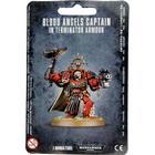 Warhammer Blood Angels Captain: Terminator Armour Model Kit