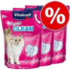 Vitakraft Magic Clean Ikke-klumpende Kattegrus 5 l