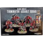 Warhammer Blood Angels Terminator Assault Squad Model Kit