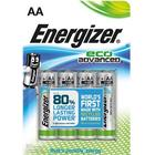 Energizer Batteri Eco Advanced AA/LR6 4-Pack