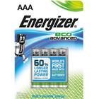 Energizer Batteri Eco Advanced AAA/LR03 4-Pack