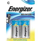 Energizer Batteri Eco Advanced C/LR14 2-Pack