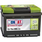 Startbatteri Premium 80 A Volvo - Bmw - Audi - Saab - Peugeot - Toyota - Skoda - Renault