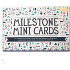 Milestone Mini Cards Engelsk