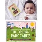 Babynord Milestone Baby Cards Svenska