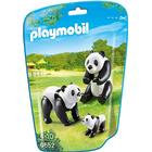 Playmobil Panda Familie 6652