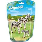 Playmobil Zebra Family 6641